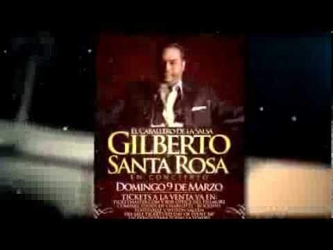 Gilberto Santo Rosa En Concierto Charlotte NC