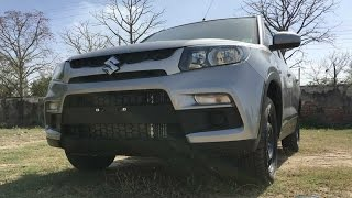 Maruti Vitara Brezza Vdi (O) Mid Variant Walkaround Video