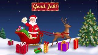 Game Giáng Sinh Vui Nhộn Cho Bé – Ông Già Noel Cưỡi Tuần Lộc Phát Quà