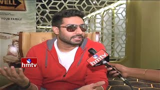 Pawan Kalyan is My Favourite Hero - Abhishek Bachchan Face to Face | All is Well Movie
