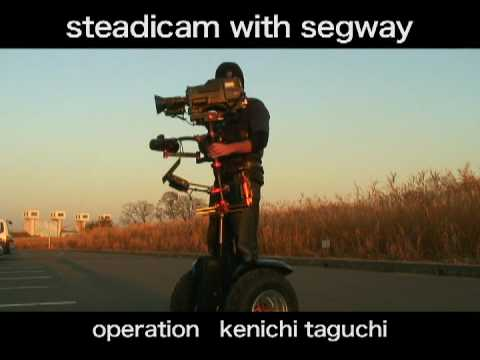 steadicam with segway