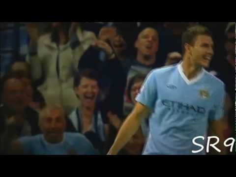 Edin Džeko - Bosnian Diamond - 2013/2014 HD