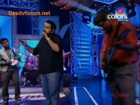 Idea Rocks India - Shankar Mahadevan sings Maa - Meeee on guitar!!!! - Seventh Episode