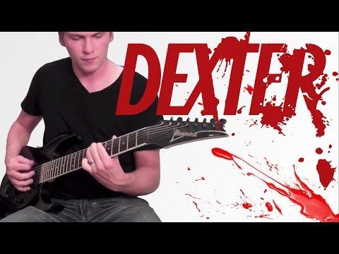 Cover del tema principal de la serie Dexter con un toque metalero