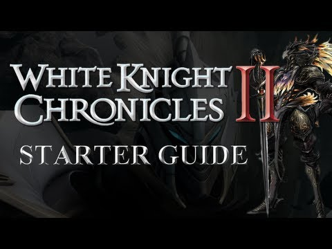 White Knight Chronicles 2 Starter Guide (Part 1) - Character Customization