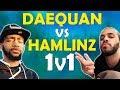 DAEQUAN VS HAMLINZ   PLAYGROUNDS 1v1   (Fortnite Battle Royale)