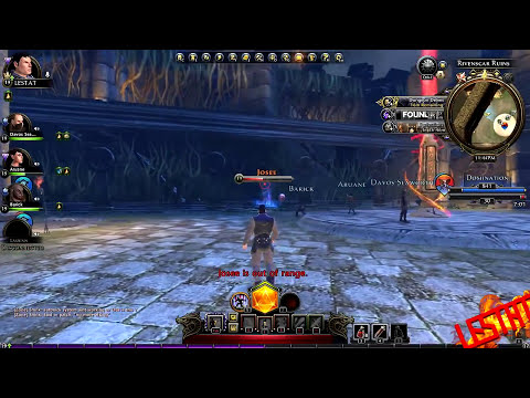 D&D NEVERWINTER - Sistema Domination PVP