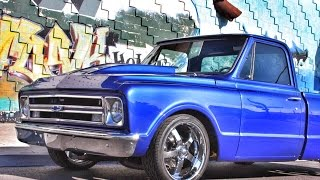 1971 C-10 Chevrolet Pickup Truck At Celebrity Cars Las Vegas
