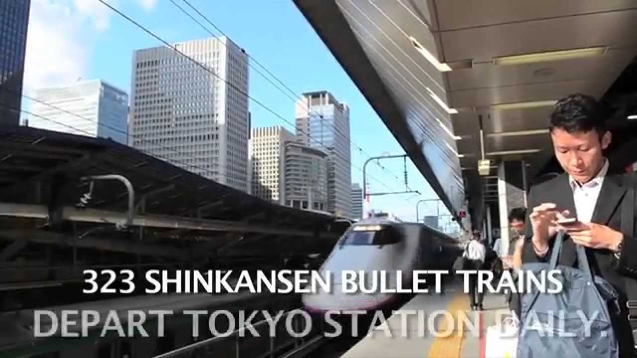 [How To Clean A Bullet Train] Video