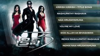 Krrish 3 - Krrish 3 Full Songs Jukebox - Telugu - Hrithik Roshan, Priyanka Chopra