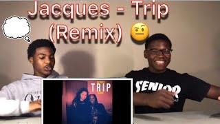 Jacques - Trip ( Ella Mai Trip Remix ) REACTION
