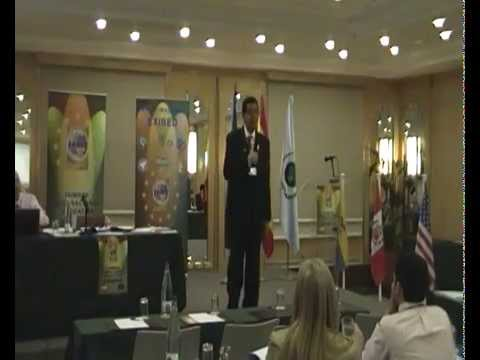 Ponencias segundo dia Cumbre EXIBED - Dr Alfonso Tessada