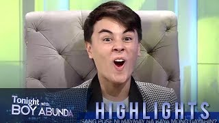 TWBA: Edward Barber admits that Maymay is his first love