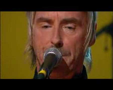 Paul Weller-From The Floorboards Up(Jools Holland)