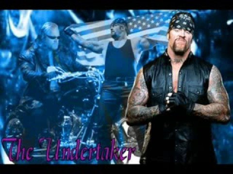 Undertaker Old Theme Song - Rollin