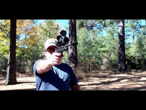 Crosman 1322 vs 2240 Shoot Out