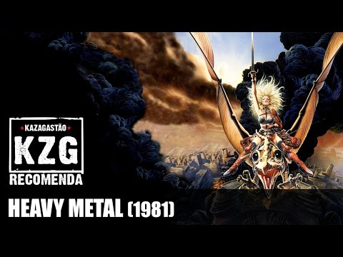 Quitutes do KZG - HEAVY METAL (1981)