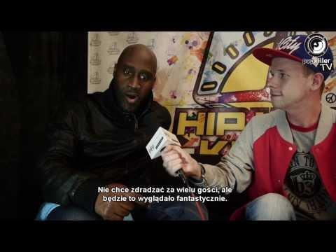 De La Soul (Posdnuos) - wywiad / interview (Hip Hop Kemp 2013, Popkiller.pl)