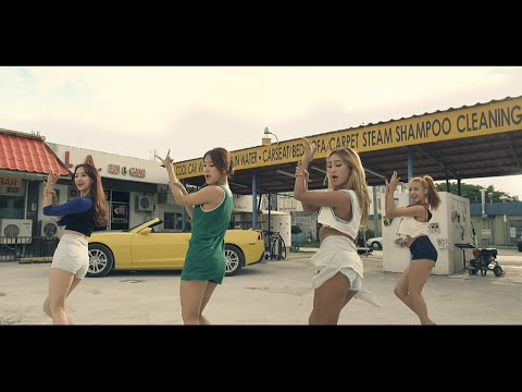 [MV] SISTAR(씨스타)_I Swear (아이 스웨어) Music Videos
