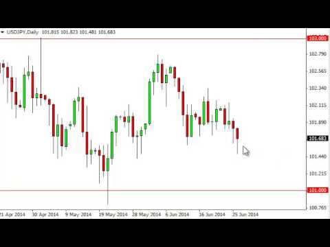 USD/JPY Technical Analysis for June 27, 2014 by FXEmpire.com