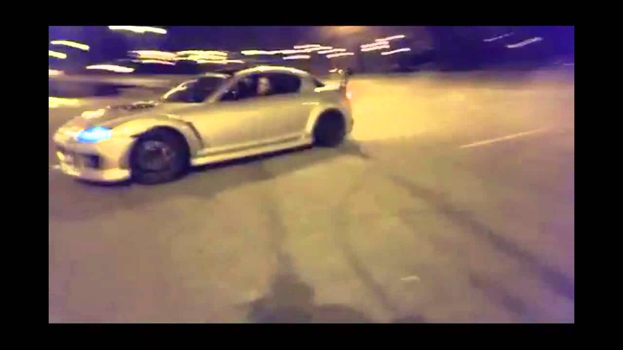 Rx8 Supercharged by Pettit