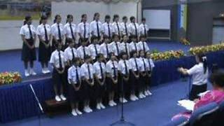 "CHORAL SPEAKING 2008 Shen Jai ""Little Red Riding Hood & The Wolf"""