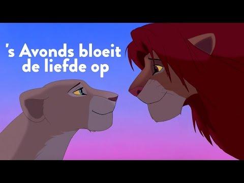 De Leeuwenkoning | Liedje: 's Avonds Bloeit De Liefde Op | Disney BE