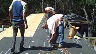 NC Mobile Home Roof Repair Leaking Mobile Home