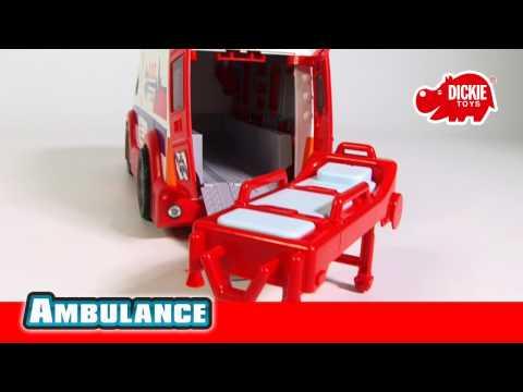 ambulance karetka Dickie