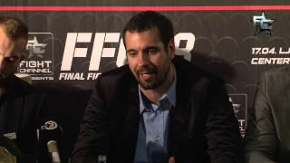 FFC 18 - Press conference