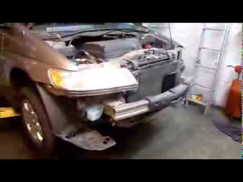 2003 Honda Odyssey Automatic Transmission Cooler Installation