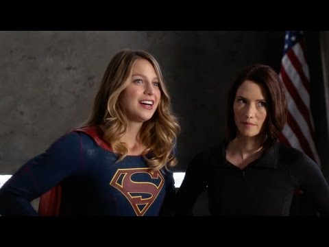 Supergirl - Welcome to Earth Scene 2 - The CW