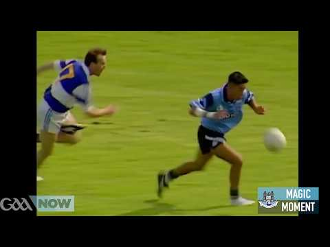 Dublin GAA Magic Moment- Jason Sherlock goal