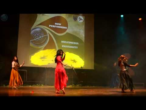 Modern Bangla Dance Bangladeshi Students