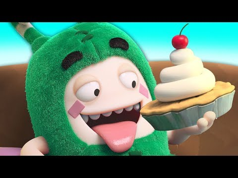 Oddbods | Creamed | Funny Cartoons For Children | Oddbods & Friends