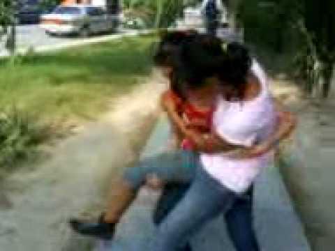 Karla y Andrea Las Luchadoras!!!!!!!!! 2/2   XD