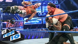 Top 10 SmackDown Live moments: WWE Top 10, March 5, 2019