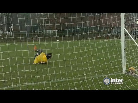 ALLENAMENTO INTER REAL AUDIO 26 02 2014