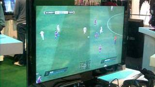 Gamescom 2010 FIFA 11