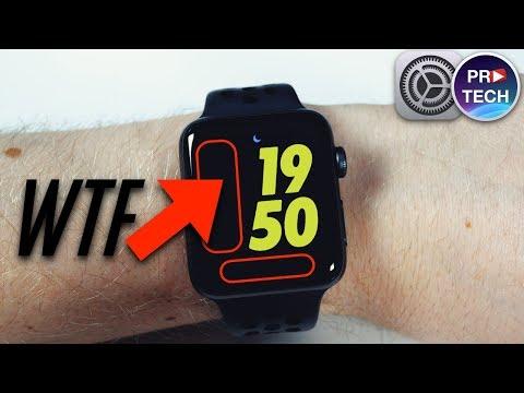 БОЛЬШАЯ проблема с Apple Watch 3   ProTech
