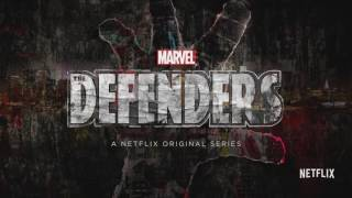 Marvel's The Defenders - SDCC Teaser Trailer Song Extended [HD] (Nirvana - Come as You Are)