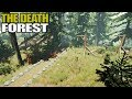 THE DEATH FOREST   The Forest   Let's Play Gameplay   S14E37