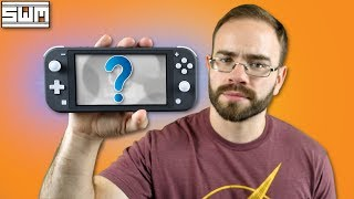 The Nintendo Switch Lite Left Us With A Big Unanswered Question