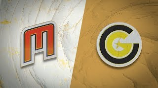 MMM vs. CG | Play-In Groups | 2019 World Championship | MAMMOTH vs. Clutch Gaming (2019)