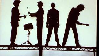 Queen - The Invisible Man (Only Silhouette Video) HD