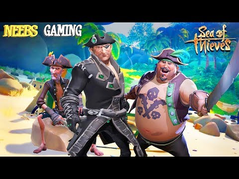 Sea of Thieves Beta - First Look
