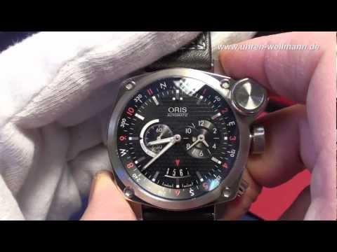 Oris BC4 Flight Timer 69076154154LB