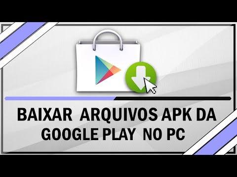 Como baixar aplicativos do Google Play pelo PC ( SEM ERROS ) ( SEM EXTENSÃO )