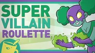 Random Supervillain Drawing Challenge