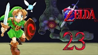 "The Legend Of Zelda Ocarina Of Time 3D ep23 ""je ne comprend pas"""